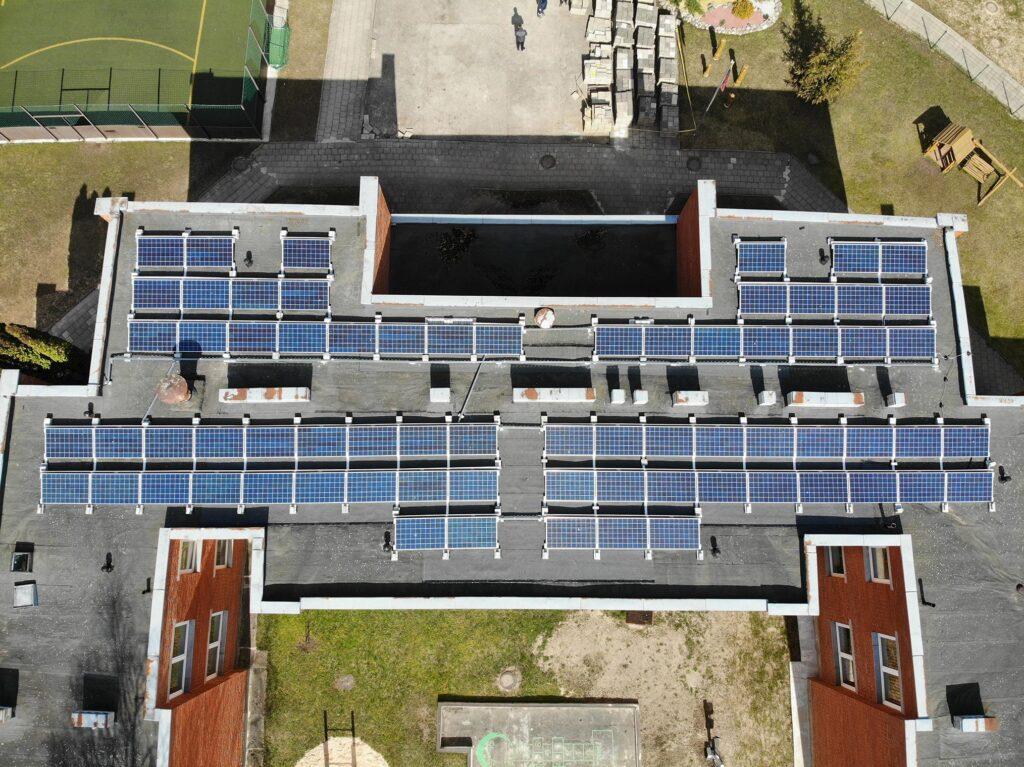 Bisol modulių saulės elektrinės